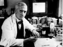 médecin et bactériologique du 19ème si§cle ayant découvert la pénicilline